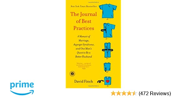 The Journal of Best Practices: A Memoir of Marriage, Asperger