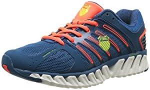 K-Swiss Zapatillas Deportivas Running Blade MAX Stable Azul EU 46: Amazon.es: Zapatos y complementos