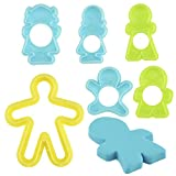 Kare & Kind Smart Dough Tools Kit with Models and