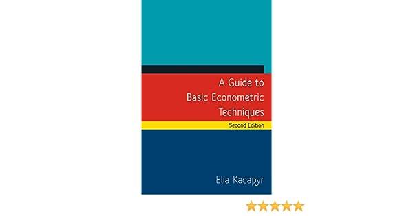 Basic Econometrics Ebook