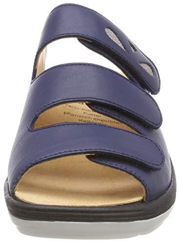 darkblue Mujer Para Zuecos Gritt Azul 3500 g Ganter IfqY6