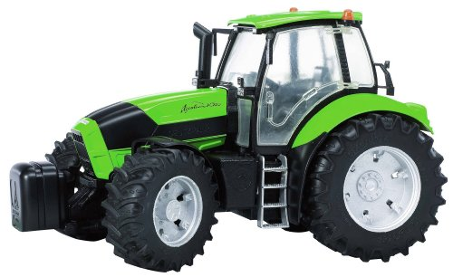 Bruder - 3080 - Véhicule Miniature - Tracteur Deutz Agrotron X720 - Vert