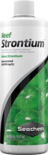 (Seachem Reef Strontium 500ml)