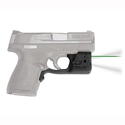 Amazon com : Crimson Trace Laser Guard Pro M&P Shield Clam Package