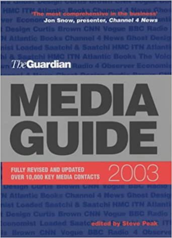 1f74bb42f2 Guardian Media Guide 2003  Amazon.co.uk  Peake Fisher  9781843540144 ...