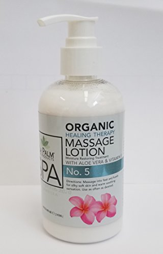 La Palm - Organic Healing Therapy Massage Lotion
