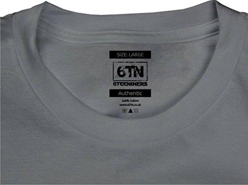 S ceniza Go 6tn Super To de Xxl Camiseta Saiyan Training Gris Gris 1P8qnI