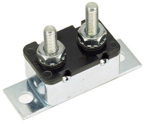 Cole Hersee Circuit Breaker (Cole Hersee 30055-50-BP 50 Amp 12V Circuit Breaker (Met Brk Hwd))