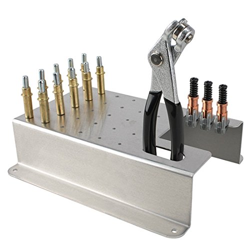 Holding Tray for Cleco Pliers, Fasteners and Clamps by Speedway Motors
