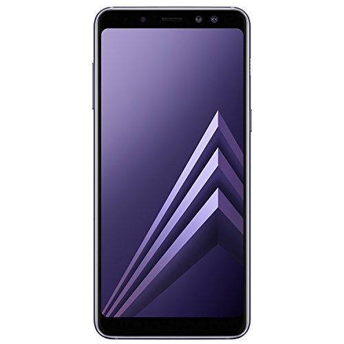 Samsung Galaxy A8 A530F 32GB Unlocked GSM 4G LTE Android Phone w/ Dual 16MP + 8MP Front Camera - Orchid Grey