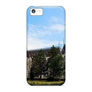 Cute Appearance Cover/ItL2276oLNX Beautiful Palace Case For Iphone 5c