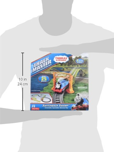 Fisher Price Thomas Amp Friends Trackmaster Motorized