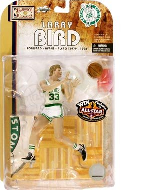 McFarlane Toys NBA Sports Picks Legends Series 4 Action Figu