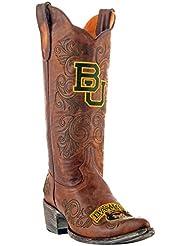 NCAA Baylor Bears Womens 13-Inch Gameday Boots