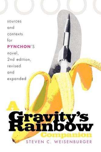 A Gravity's Rainbow Companion: Sources and Contexts for Pynchon's Novel, 2nd Edition PDF