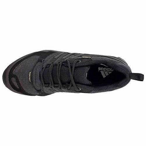 Adidas Sport Performance Mænds Hurtigt X Gtx Sneakers, Sort Tekstil, Gummi, 14 M