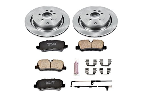 Autospecialty (KOE4618) 1-Click OE Replacement Brake Kit by Power Stop