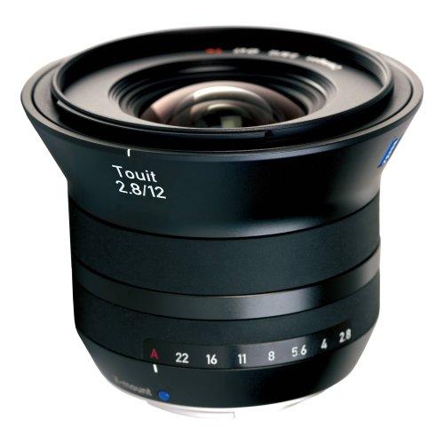 Price comparison product image Zeiss Touit 12mm f / 2.8 Lens (Sony E-Mount)