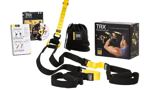 TRX Suspension Trainer Home TF00314, gelb