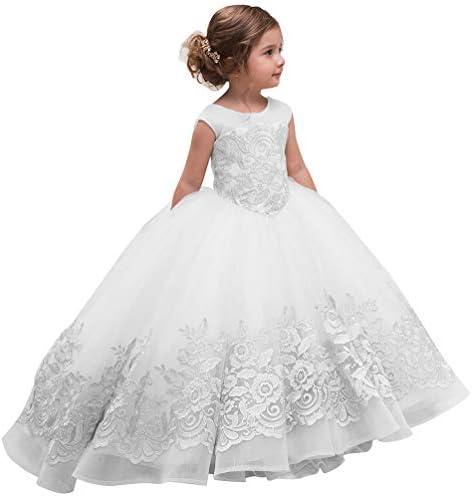Child wedding dresses _image4