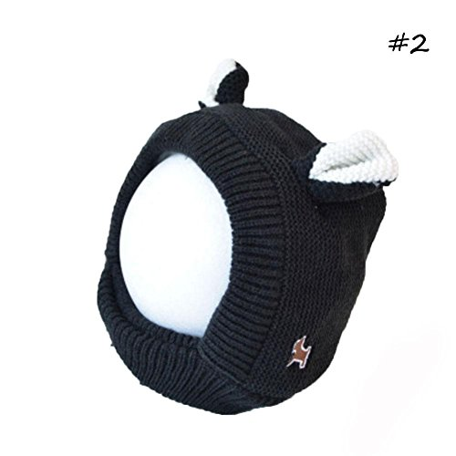 BEST.LIV Kids Baby Hat Warm Fleece Knit Winter Hat Earflap Hood - Flap Liv