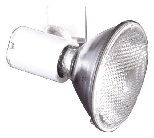 Elco Lighting ET646W Line Voltage Mini Porcelain Fixture for 150W max PAR/R Lamp