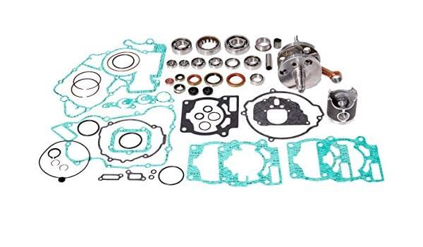 KTM200 EXC 2003-2014 Engine Rebuild Kit Inc Rod Gaskets Piston Seals C