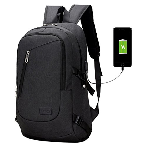 Kenox Notebook Backpack Charging Electronic