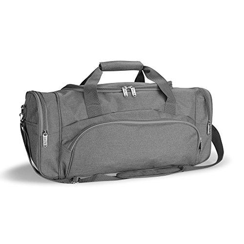 """Dalix Large 25"""" Signature Travel Gym Bag w/Premium Lining in"""