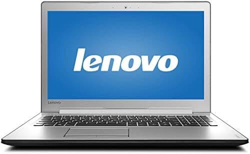 2017 Newest Lenovo Ideapad Flagship High Performance 15.6 inch Full HD Laptop PC, Intel Core i7-7500U Dual-Core, 8GB DDR4, 256GB SSD, DVD RW, Bluetooth 4.1, WIFI, Windows 10, Silver