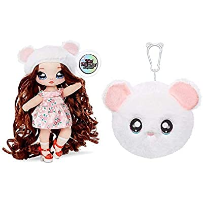 MGA Entertainment Na! Na! Na! Surprise – 2-in-1 Fashion Doll & Pom Purse Series 2, Multicolor: Toys & Games