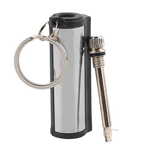Tag-Z Emergency Fire Starter - Permanent Match - Forever Lighter - Camping Fire Starter