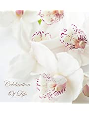 Celebration of Life, In Loving Memory Funeral Guest Book, Wake, Loss, Memorial Service, Love, Condolence Book, Funeral Home, Missing You, Church, Thoughts and In Memory Guest Book (Hardback)