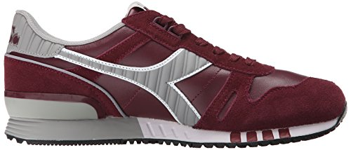 sale fashion Style low shipping for sale Diadora Men's Titan Leather L/S Running Shoe Advent Violet vyOX2pJ8nf