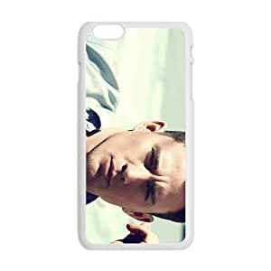 Happy Channing Tatum Cell Phone Case for Iphone 6 Plus