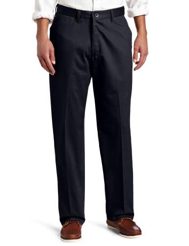 Iron Flat Front Pants - 5