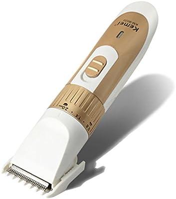 Kemei KM-9020 nueva afeitadora maquinilla de afeitar inalámbrico ...