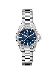 Tag Heuer Aquaracer Blue Dial Ladies Watch WBD1412.BA0741