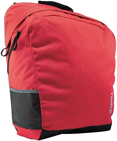 Thule TH100003 - Alforja Bolso Mano TH Rojo Pnp 14: Amazon.es ...