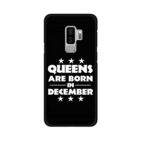 December Birthday Gifts Phone Case Back Cover For Amazonin Electronics