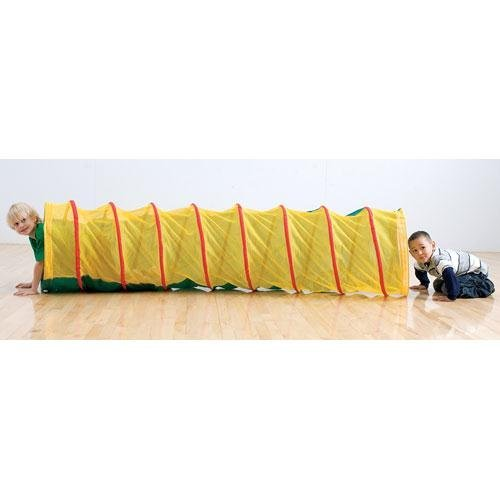 (US Games 9 Foot See-Through Play Tunnel)