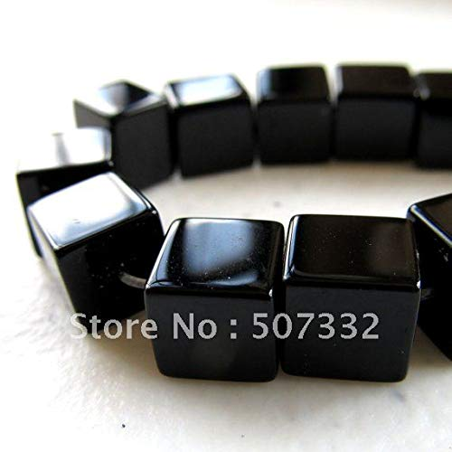 Calvas ! Wholesale AAA Top Quality 4mm Crystal 5601 Square Cube Beads -Black/Jet Colour 360pcs