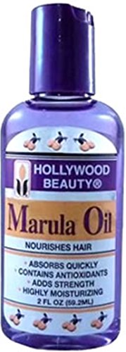 Hollywood Beauty Marula Oil, 2 oz (Pack of 3)
