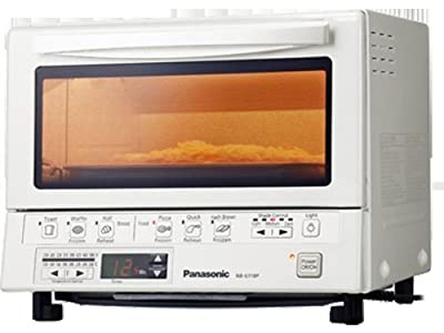 Panasonic Consumer - Flash Xpress Toaster Oven in White from Panasonic Consumer