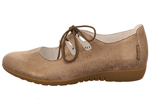 Mephisto Darya 26665 Dtaupe - Zapatos de cordones para mujer gris