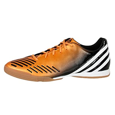 outlet store 50307 11ff0 Adidas Predator Absolado LZ Indoor Hallenschuhe bright gold-running white-black1  - 46  Amazon.co.uk  Shoes   Bags