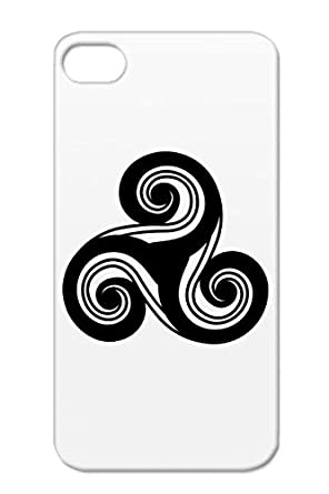 Irish Triskelion Symbols Triskell Scottish Celtic Symbol Britain