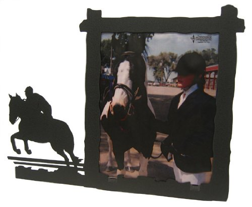 - Hunter Jumper Equestrian 8X10 Vertical Picture Frame