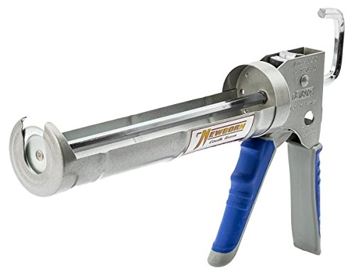 Newborn Brothers 930-GTD Drip-Free Smooth Hex Rod Cradle Caulking Gun with Gator Trigger
