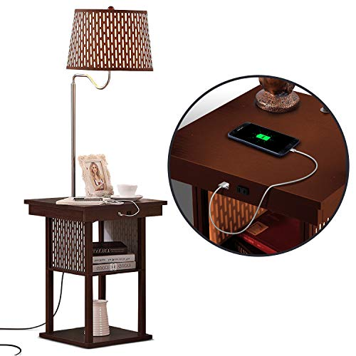 Brightech Madison Narrow Nightstand